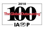 HireRussians is listed as Sibers in The 2010 Global Outsourcing 100